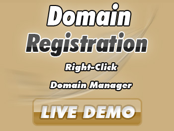 Cut-rate domain name registration